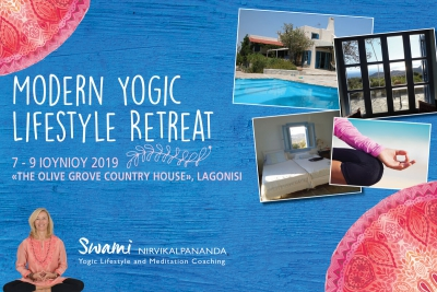 Modern Yogic Lifestyle Retreat